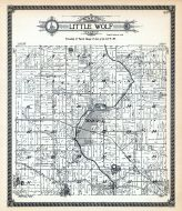 Little Wolf Township, Waupaca County 1923